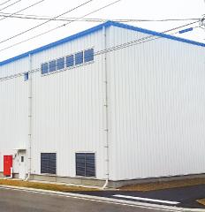 株式会社MLカチオン東海工場新築工事